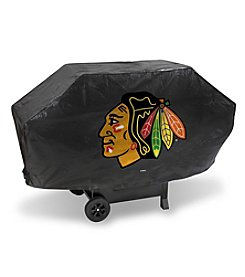 Rico Industries NHL® Chicago Blackhawks Deluxe Grill Cover