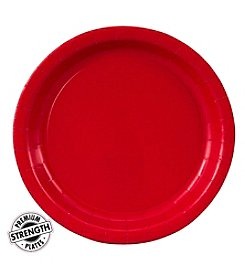 Set of 24 Paper Dinner Plates