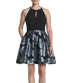 Xscape Halter Top Party Dress