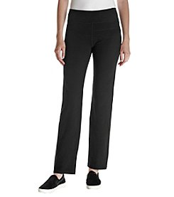 Calvin Klein Performance High Waist Narrow Leg Pants
