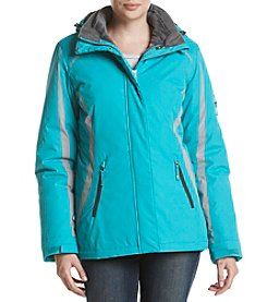 Below Zero Tonal Color Spliced 3-in-1 Systems Coat