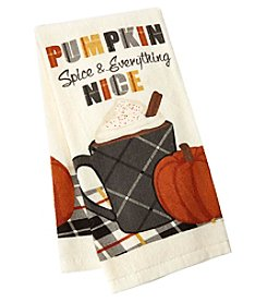 Ritz® Pumpkin Spice Kitchen Towel