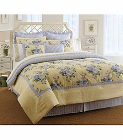 Laura Ashley® Caroline Comforter Set