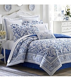 Laura Ashley® Home Charlotte Bedding Collection