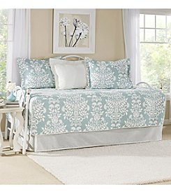 Laura Ashley® Rowland Breeze Blue Daybed Set