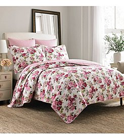 Laura Ashley® Lidia Quilt and Sham Set