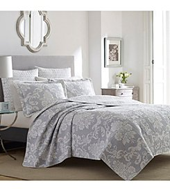 Laura Ashley® Venetia Quilt and Sham Set