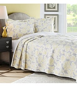 Laura Ashley® Joy Quilt and Sham Set
