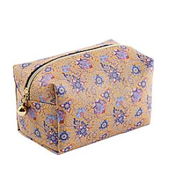Tricoastal Floral Cosmetic Case