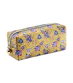 Tricoastal Floral Cosmetic Bag