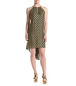 MICHAEL Michael Kors® Petites' Bergalia Chain Dress