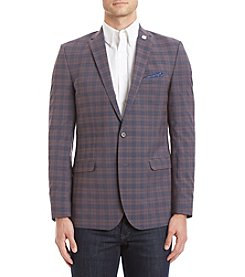 Nick Graham® Men's Large Plaid Sport Coat