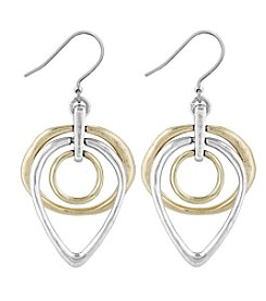 Lucky Brand® Trio Drop Earrings