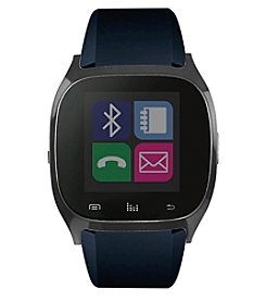 iTouchless Gunmetal/Navy Smart Watch