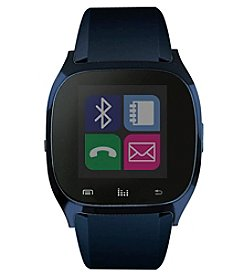 iTouchless Blue/Navy Smart Watch