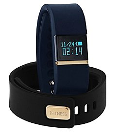 iTouchless Women's iFitness Navy/Black Activity Tracker