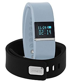 iTouchless Women's iFitness Blue/Black Activity Tracker