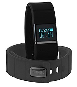 iTouchless iFitness Black/Gray Activity Tracker