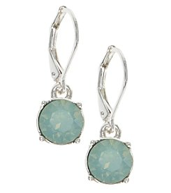 Gloria Vanderbilt™ Leverback Drop Earrings
