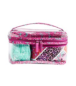 Vera Bradley® Travel Cosmetic Set