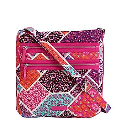 Vera Bradley® Iconic Triple Zip Crossbody