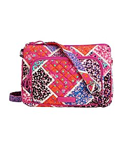 Vera Bradley® Iconic RFID Little Hipster Crossbody