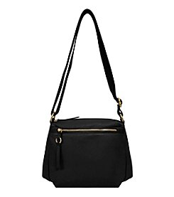 GAL Leather Multi Compartment Crossbody