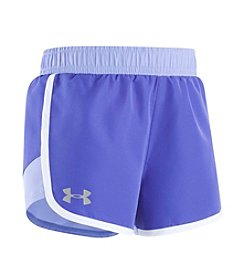 Under Armour® Girls' 2T-4T Fast Lane Shorts