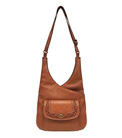 GAL Crossbody With Braid And Medallion