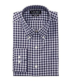 Lauren Ralph Lauren® Men's Slim Fit No-Iron Cotton Dress Shirt