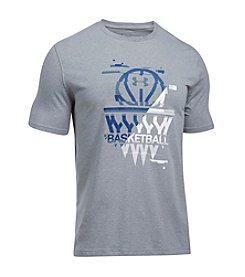 Under Armour® Men's Basketball Glitch Tee