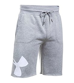 Under Armour® Men's Rival Exploded Graphic Shorts