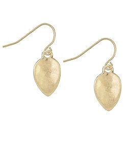 The Sak® Baby Petal Goldtone Drop Earrings