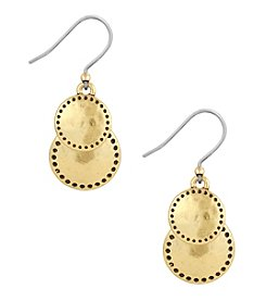 Lucky Brand® Double Drop Earrings
