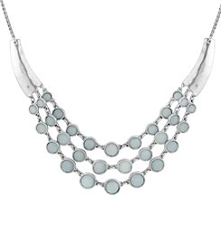 Lucky Brand® Frontal Collar Necklace