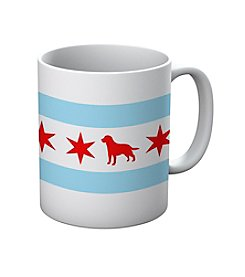 Sophisticated Pup Chicago Lab Mug