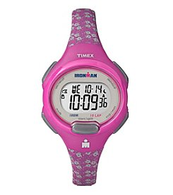 Timex® Women's Ironman® Essential 10-Lap Watch