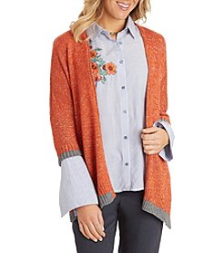Democracy Open Front Cardigan