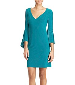 Lauren Ralph Lauren® Bell Sleeve Dress