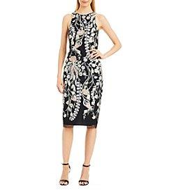 Nicole Miller New York™ Floral Embroidery Dress