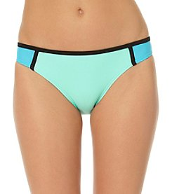 In Mocean® Beach Riot Colorblock Scoop Bikini Bottoms