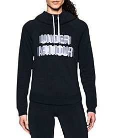 Under Armour® Favorite Fleece Graphic Pullover