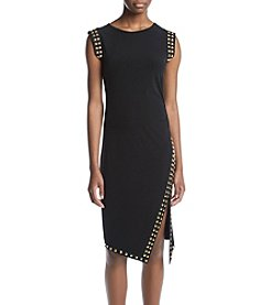 MICHAEL Michael Kors® Petites' Studded Dress