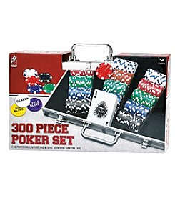 Cardinal® 300-Piece Poker Set in Aluminum Carrying Case