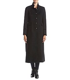 Forecaster Stand Collar Maxi Coat