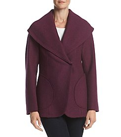 Forecaster Shawl Collar Coat