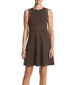 MICHAEL Michael Kors® Grommet Accent Dress