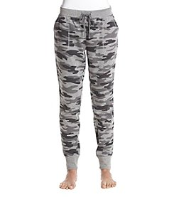 Relativity® Terry Sleep Jogger Pants