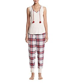 Zoe&Bella @BT Tank And Jogger Pajama Set