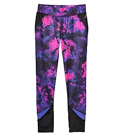 Exertek® Girls' 7-16 Print Spliced Leggings